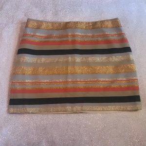 J. Crew mini skirt, size 4. Good used condition
